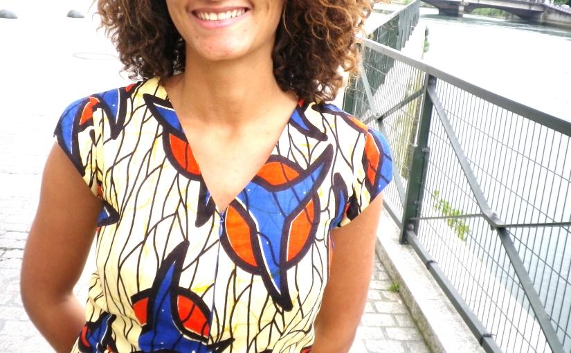 Mélanie/ » un été couture» RDC