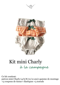 kit mini charly à la campagne