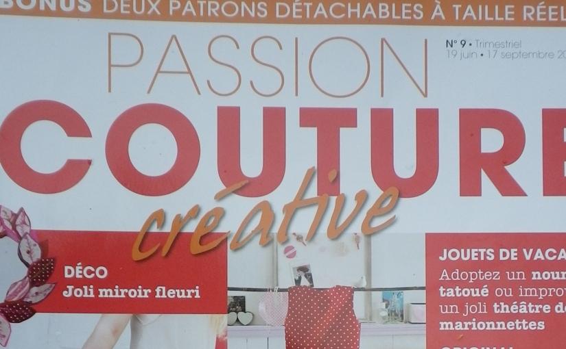 Passion Couture Créative n°9 : Maillot de bain «Milady»