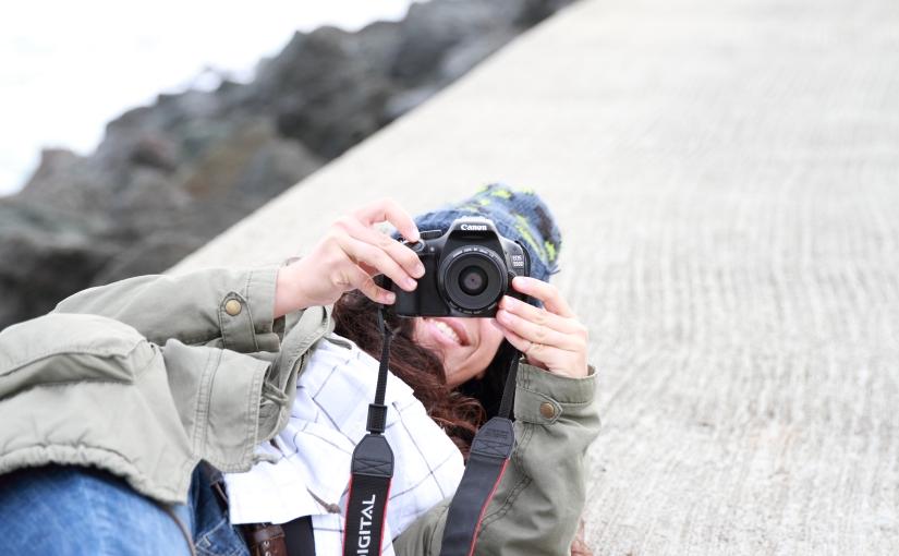 Les coulisses du shooting de la collection hiver2015/16
