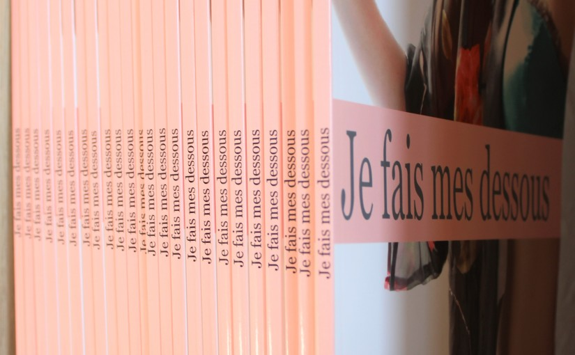Le livre Jfmd #1 (ou les galères de l'auto-édition)