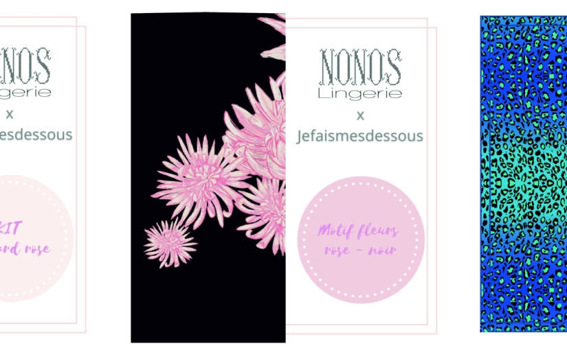 Kits Nonos lingeries & Jfmd
